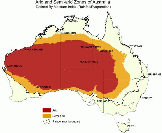 Australien Index
