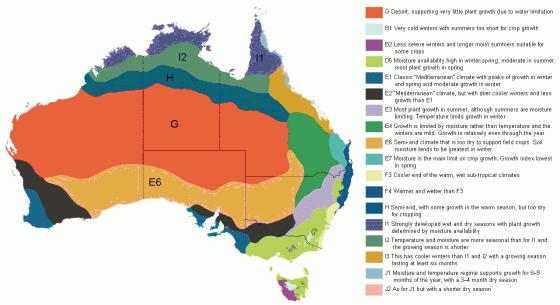 australien landwirtschaft karte redesignathome. Black Bedroom Furniture Sets. Home Design Ideas