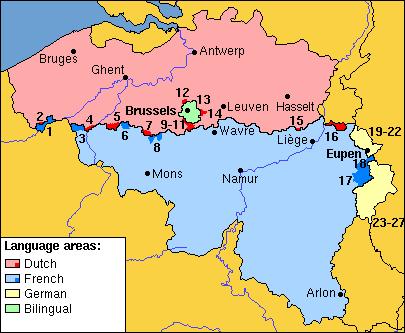 belgien-sprachen