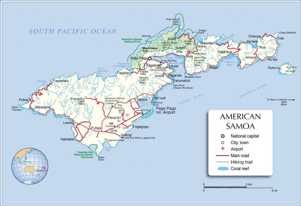 American-Samoa-Tutuila-Island-Map