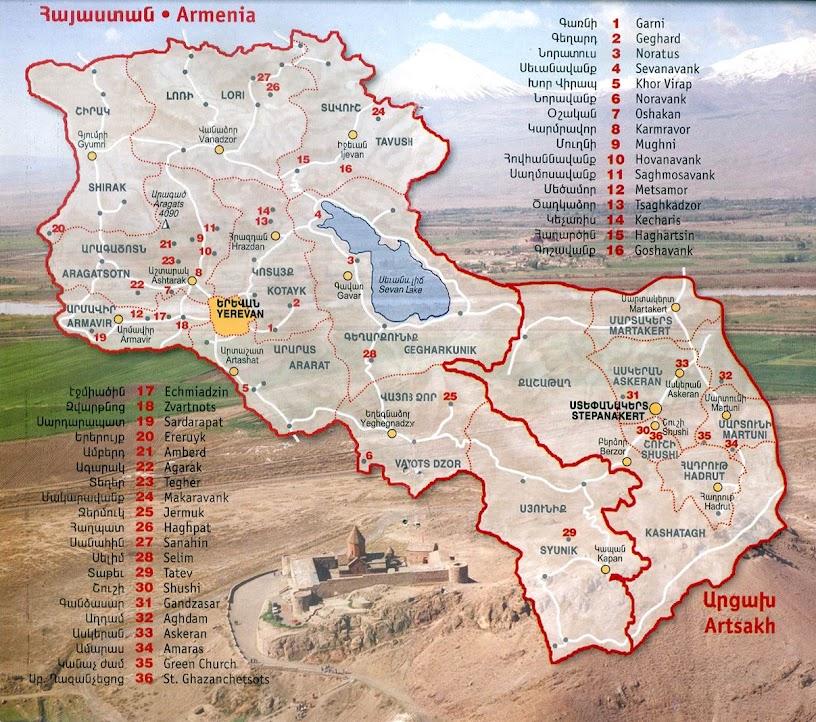 Armenia-and-Nagorny-Karabakh-Map