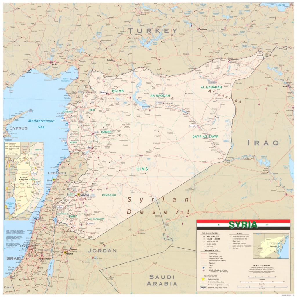 Detail--syrien