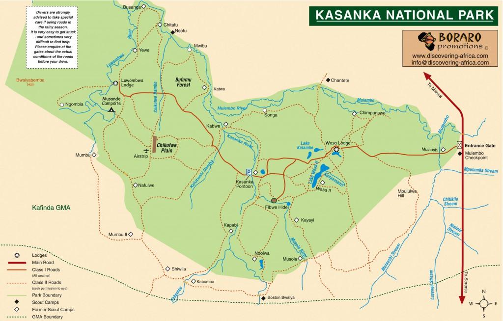 Kasanka-National-Park-Map