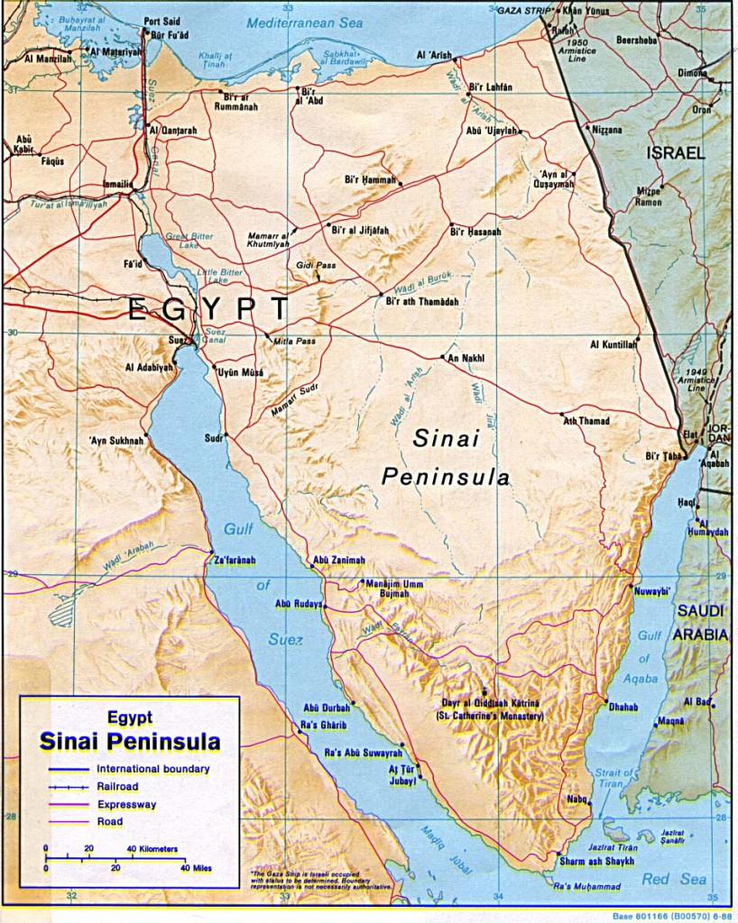Sinai-aegypten