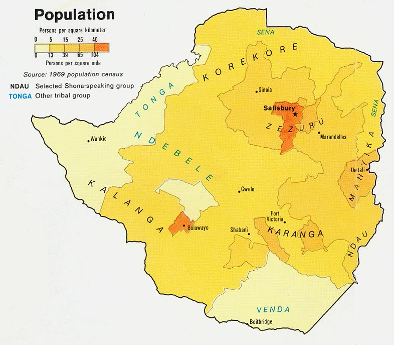 South-Rhodesia-Population-Map