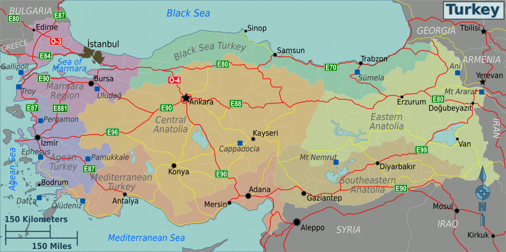 Turkey_regions_map
