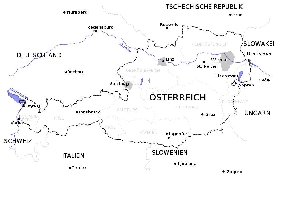 cities-austria