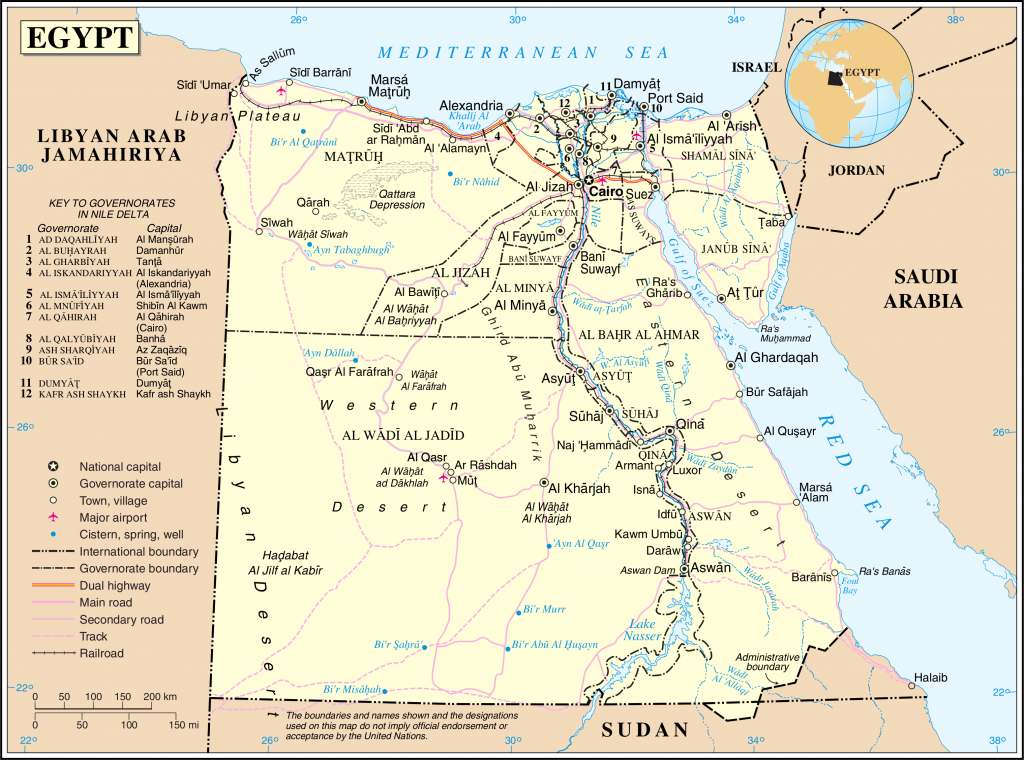 general-egypt