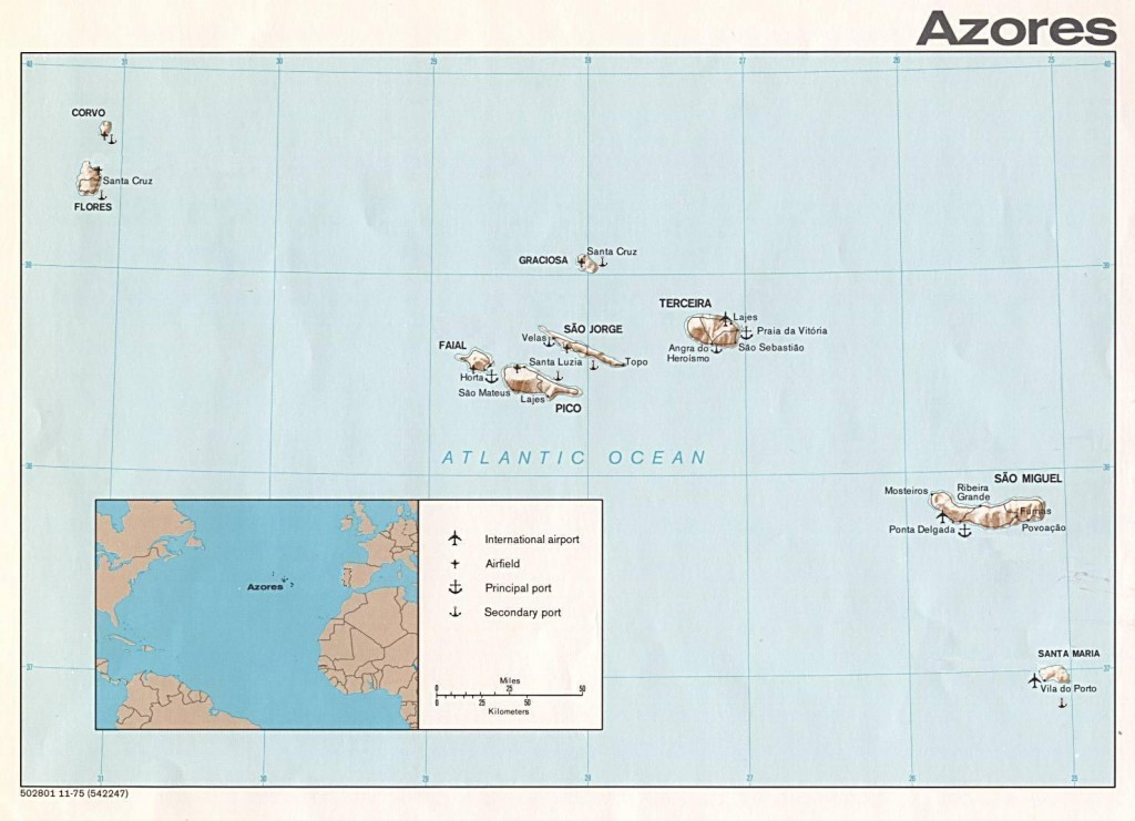 land-azoren
