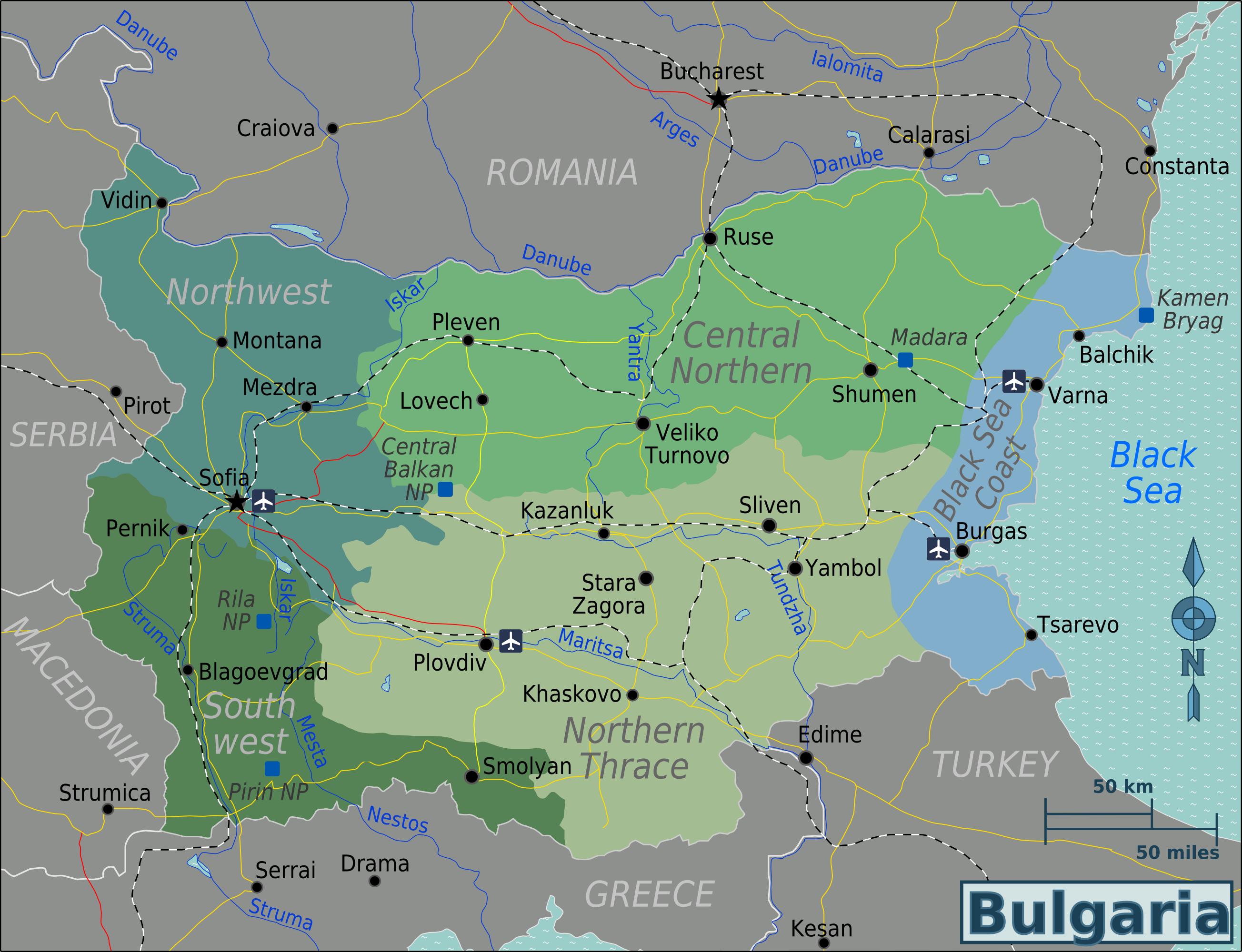 bulgarien landkarte online–bulgarien | Weltatlas bulgarien landkarte