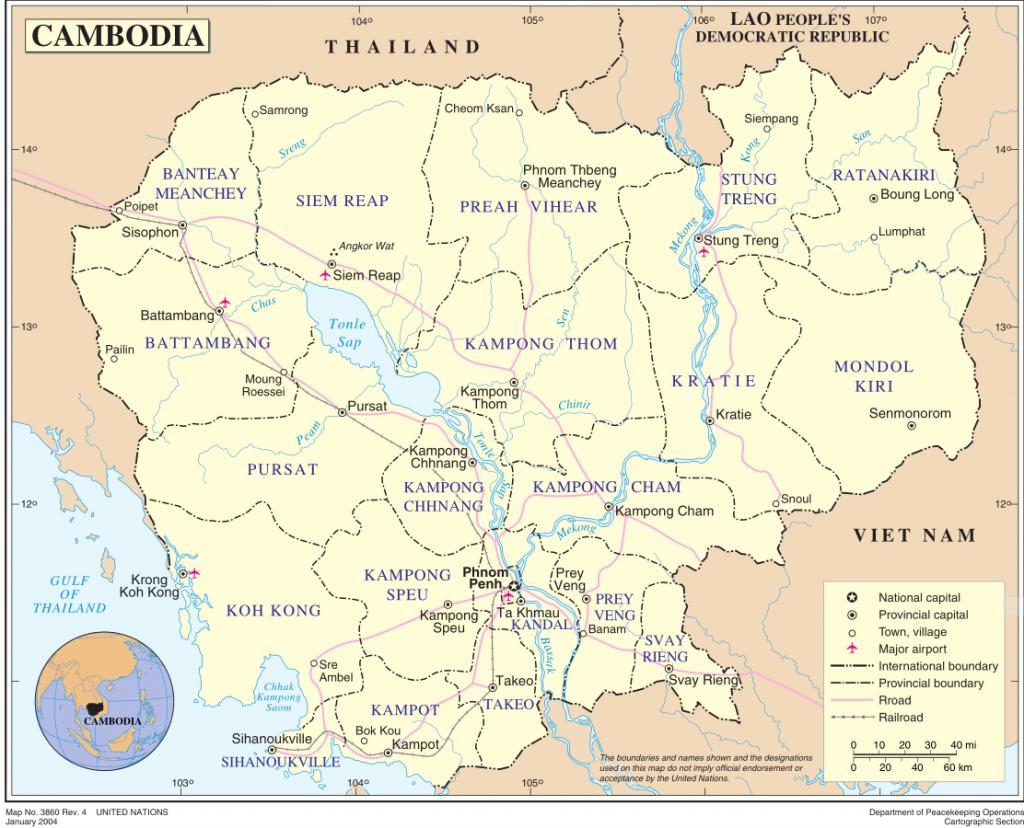 politische-land-kambodscha