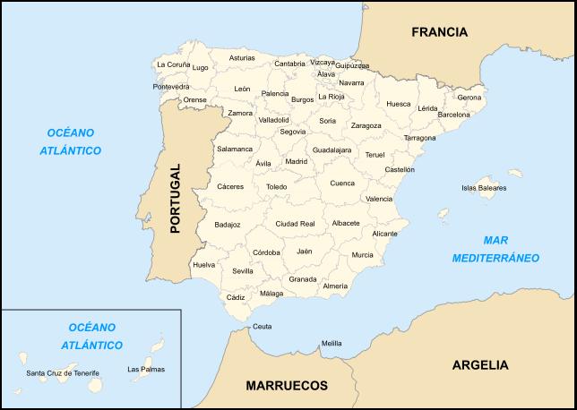 provinzen_spanien