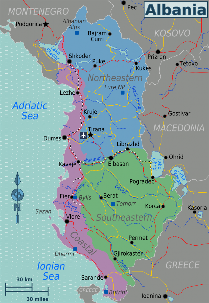 -regionen-albanien