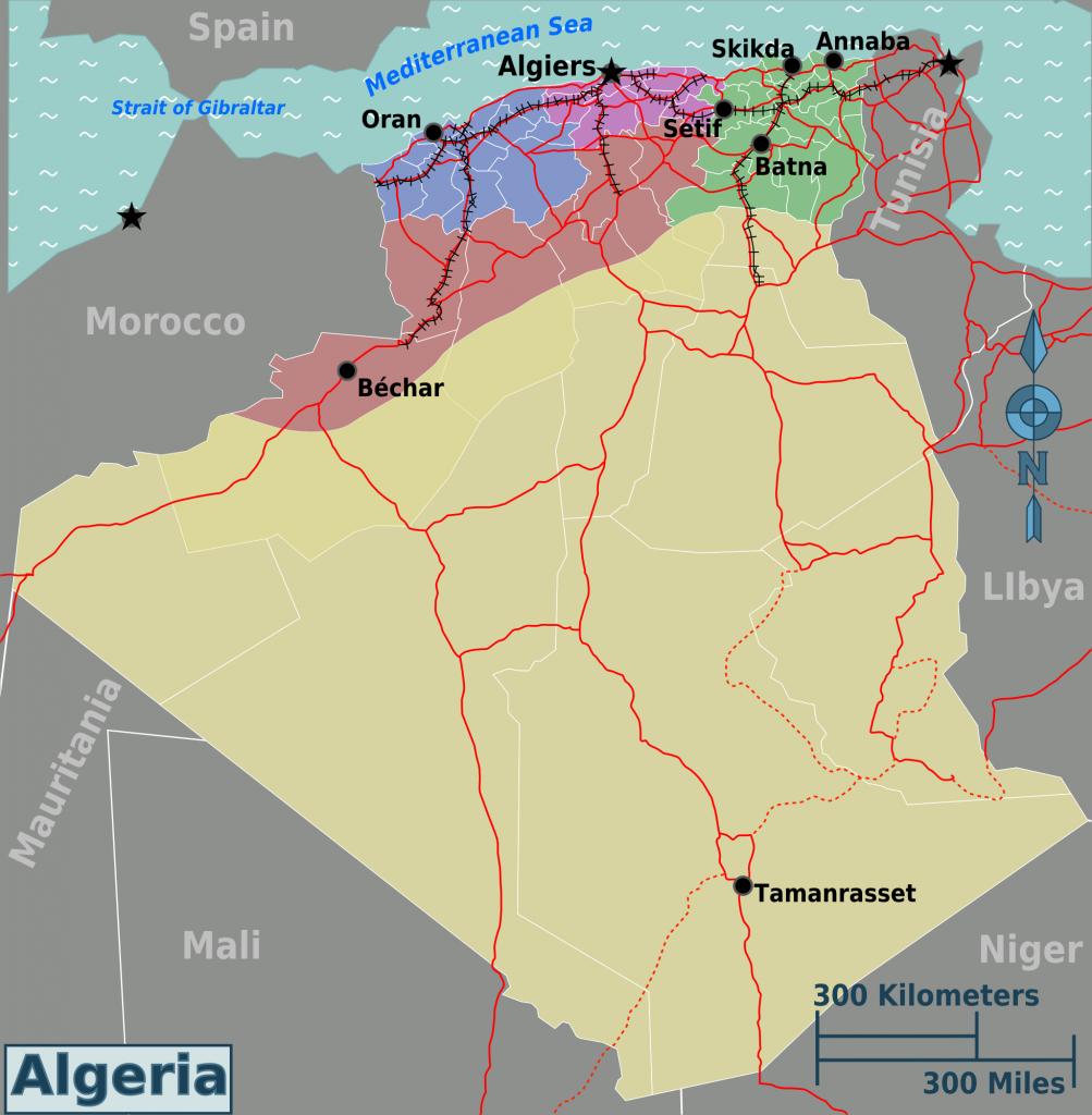 -regionen-algerien