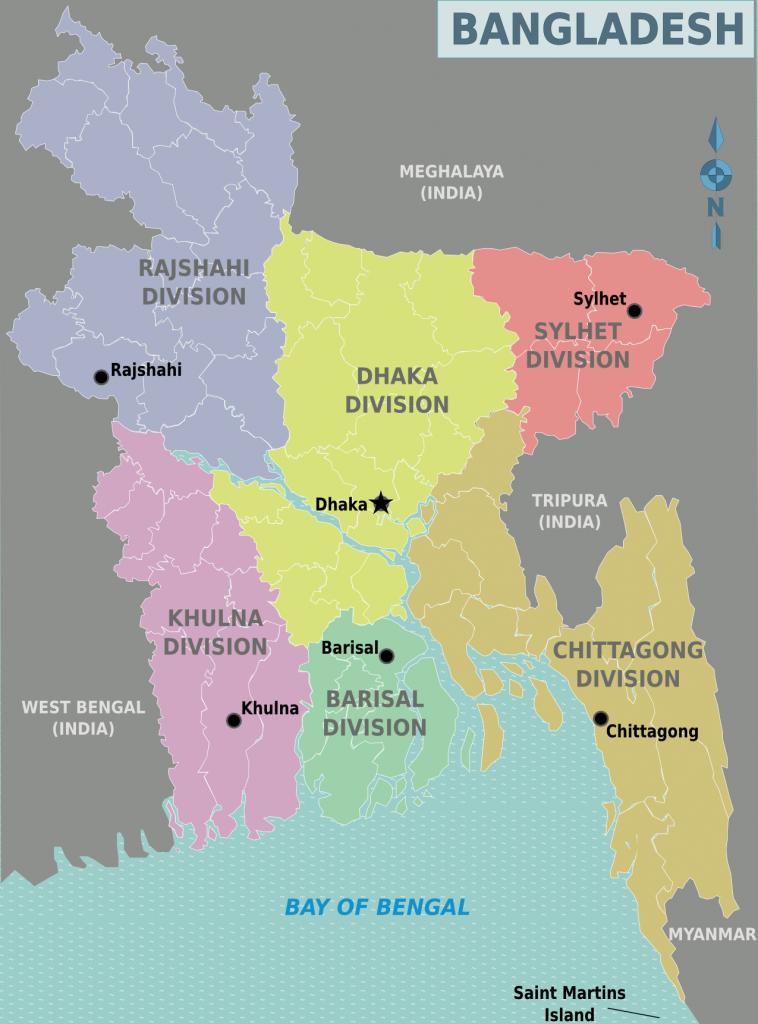 -regionen-bangladesch