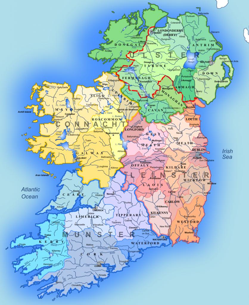 -regionen-irland