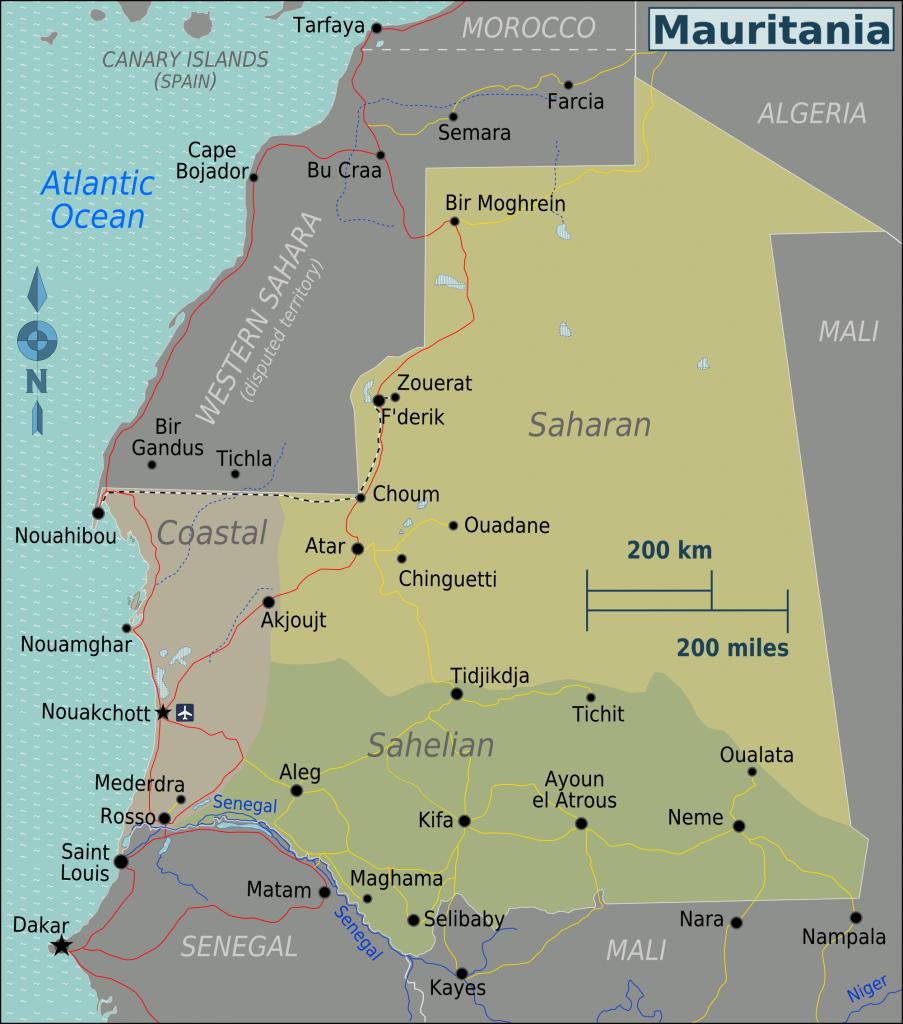 -regionen-mauretanien
