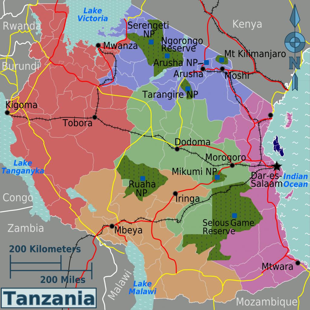 -regionen-tansania