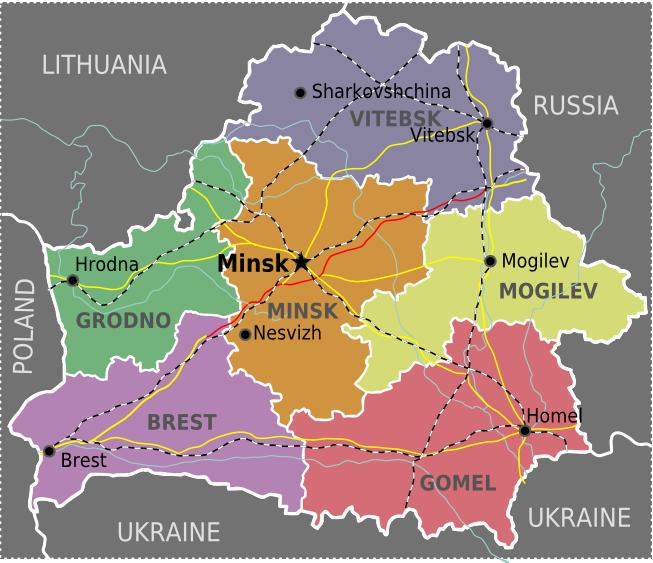 -regionen-weissrussland
