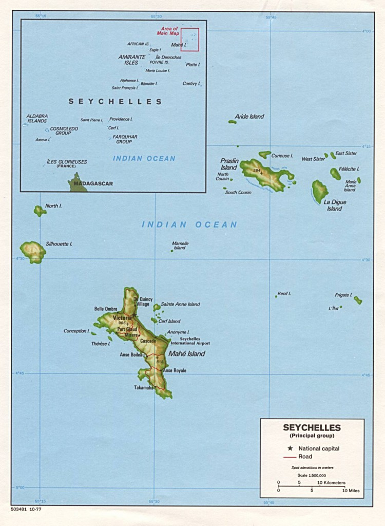 relief-Seychellen