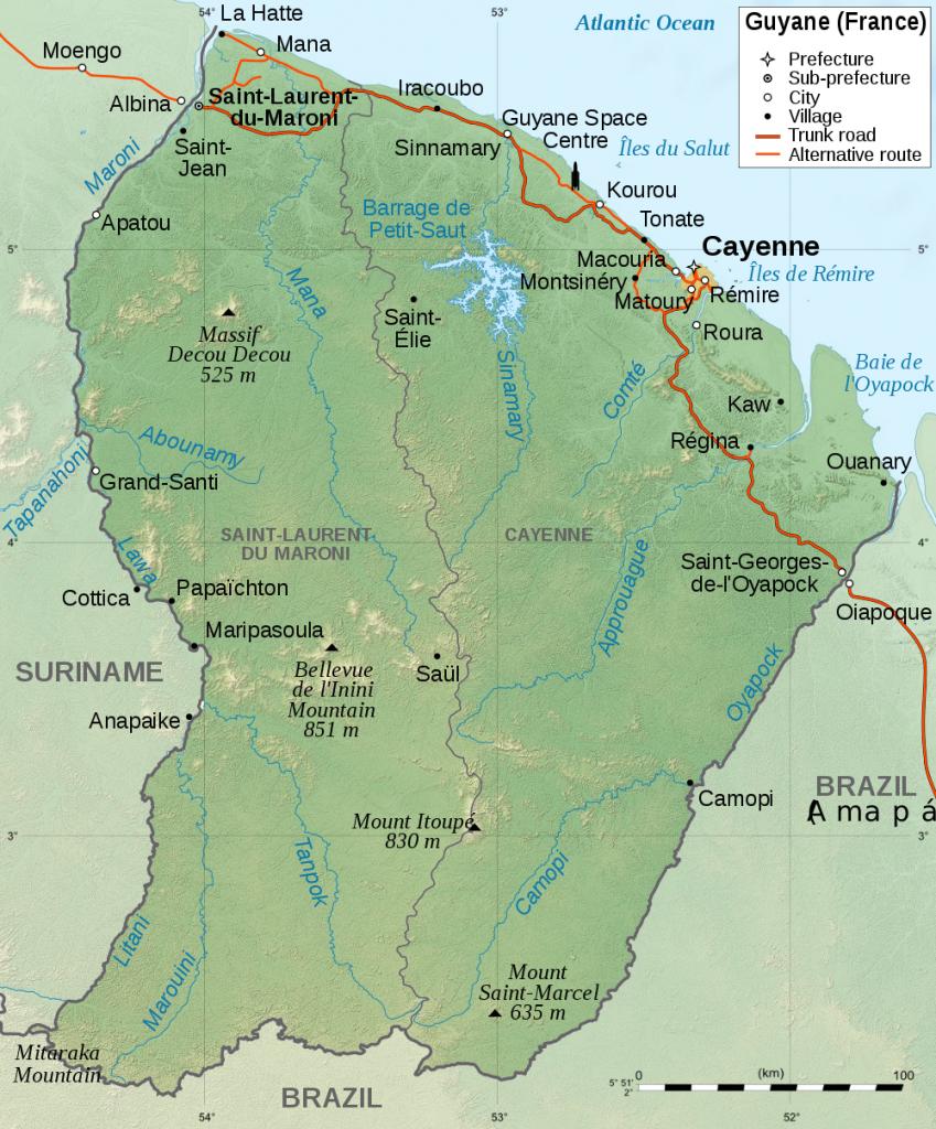 relief-franzoesisch-guayana