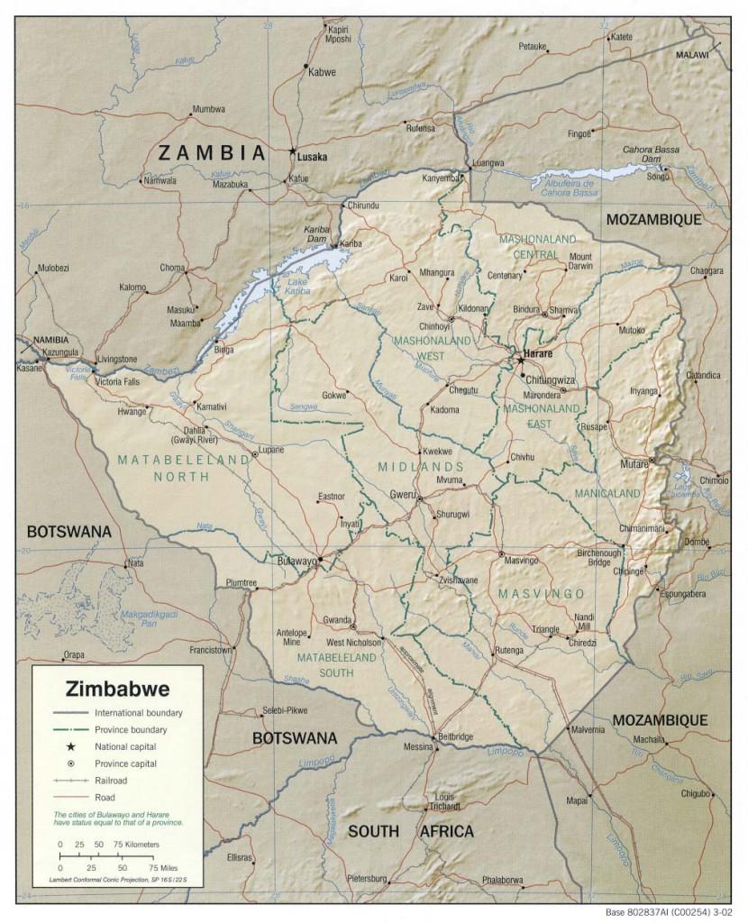 relief-simbabwe