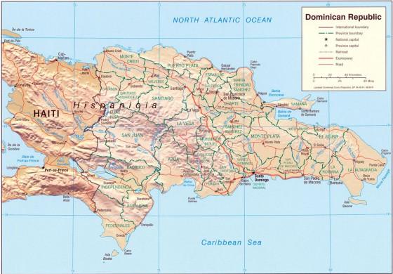 strom dominikanische republik