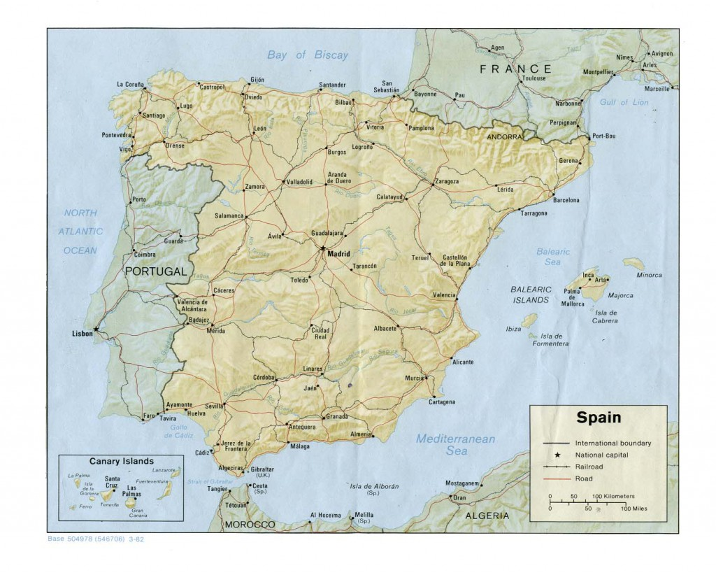 relief_spanien
