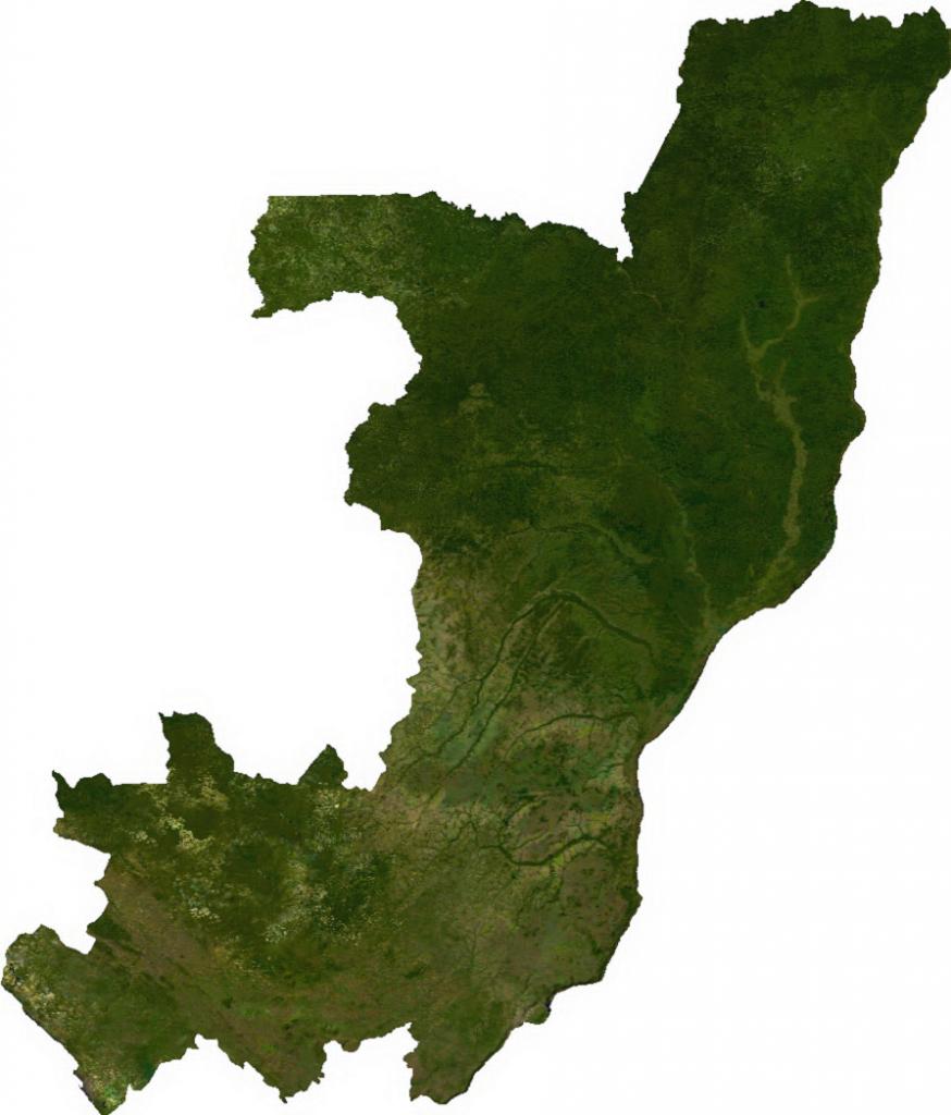 satelliten-Republik-Kongo
