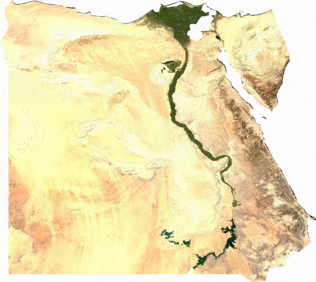 satelliten-aegypten