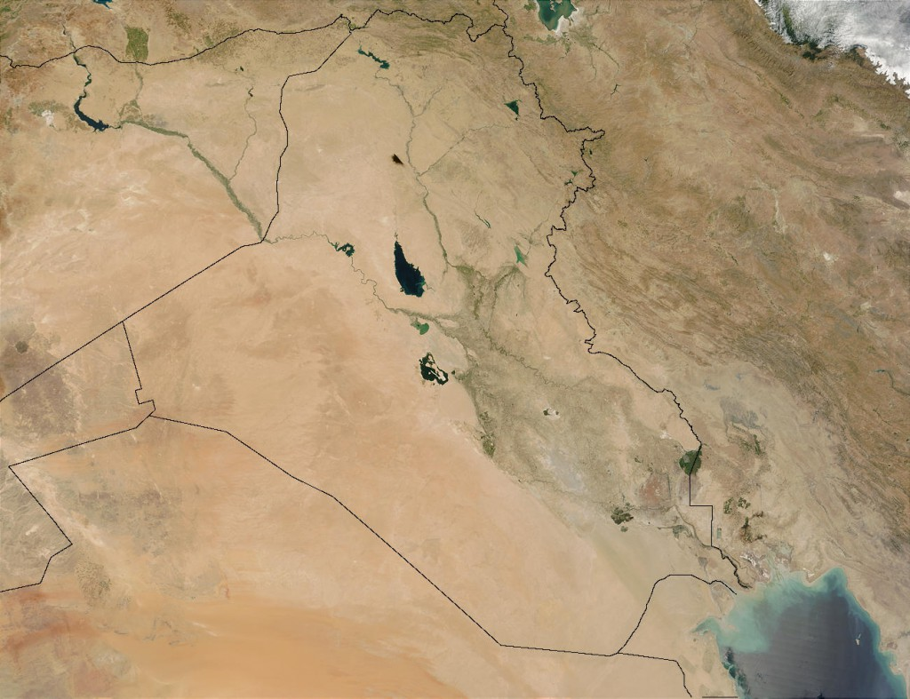 satelliten--irak