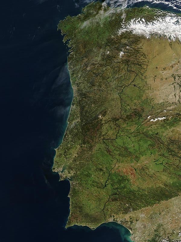 satelliten-portugal