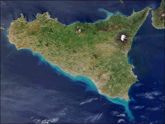 satelliten-sizilien-italien