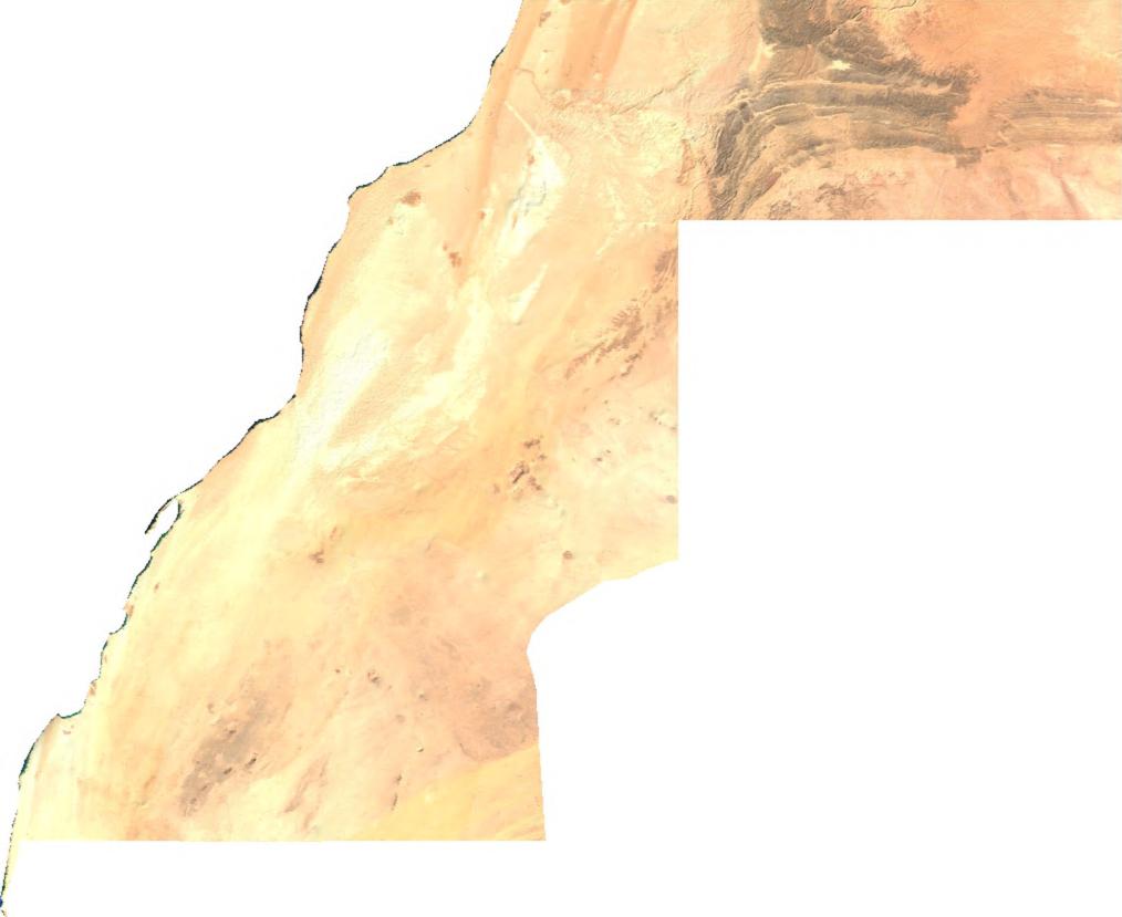 satellitenkarte-westsahara