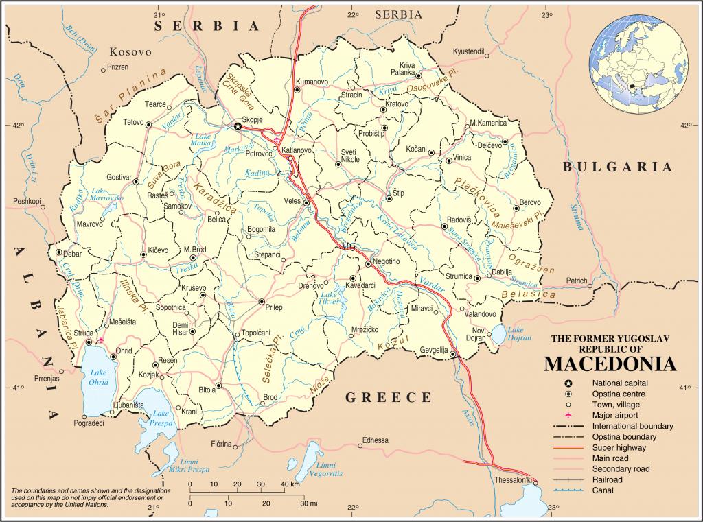 strassen-mazedonien