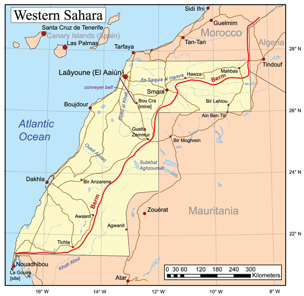 uebersichtskarte-westsahara