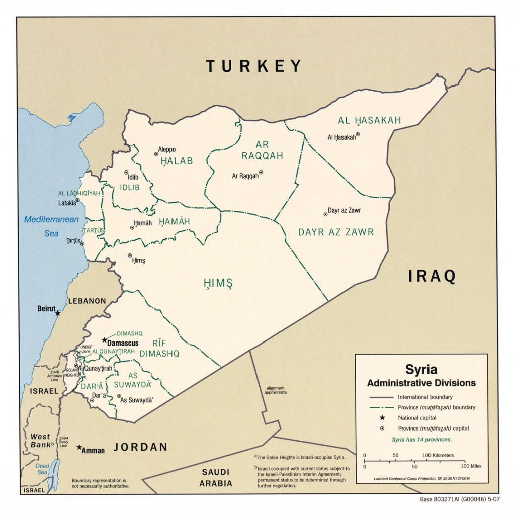 verwaltungsbezirke-syrien