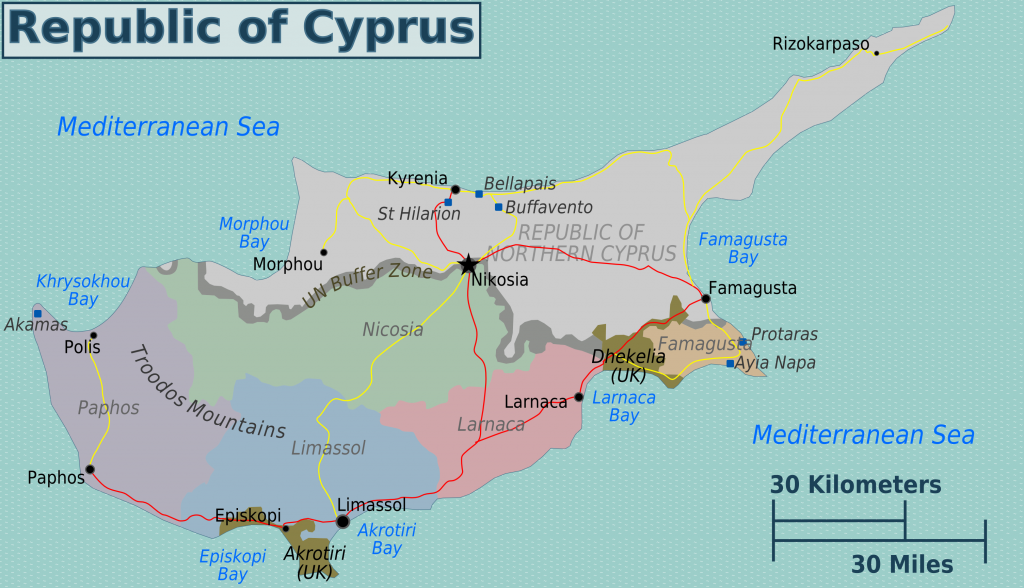 -zypern-regionen